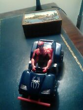 Marvel Spider-Man 2: The Movie Battery Operated Electric Toy Car w/ Spider-Man