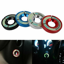 Car Luminous Ignition Keyhole Ring Key Lock Protector Decoration Fit Volkswagen