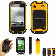 "2.4"" J5 World's Smallest Mini Waterproof Android Phone Dual SIM Bluetooth WIFI"