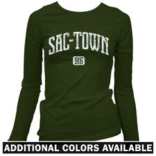 Sac-Town 916 Sacramento Women's Long Sleeve T-shirt LS - California Kings - S-2X