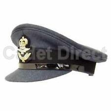 Genuine Issue RAF Officers Peaked Cap with Badge