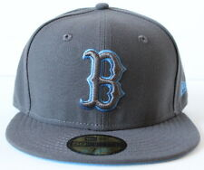UCLA Bruins New Era Charcoal Gray B 59Fifty Fitted Hat