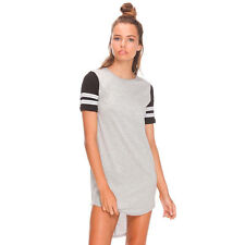 New Rusty Touch Down Dress in Grey | sale Womens Sale Womens Sale Dresses