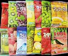 Japanese KASUGAI Fruit Gummy Candy from JAPAN - TRY ALL 14 FLAVORS - USA SELLER