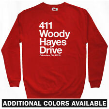 Ohio State Football Stadium Sweatshirt Crewneck - OH OSU Buckeyes - Men S-3XL