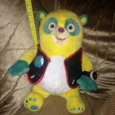 Large Disney Special Agent Oso Bear Soft Childrens Toy RED WATCH Christmas Gift