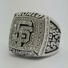 2012 San Francisco Giants world series Championship Ring size 8-14 US Solid gift