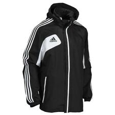 Mens Adidas Condivo 12 All Weather Soccer Jacket Adult Black White