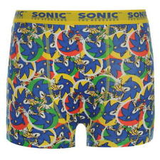 Boys Sonic the Hedgehog boxer pants shorts age 7-8, 9-10, 11-12 and 13 BNWT