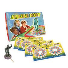 The Magical Amazing Robot quiz knowledge game fascinating family retro childrens
