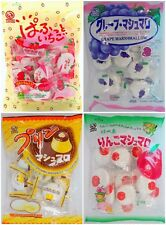 TENKEI Apple/Chocolate/Grape/Strawberry/Pudding Marshmallow Candy from JAPAN