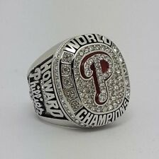 2008 Philadelphia Phillies World Serie Championship Ring size 8-14 US Solid Gift