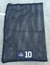 Warrior Laundry Bag AHL Rockford Ice Hogs Black Red and Blue Bags