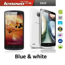 Unlocked Lenovo 5.3 IPS 8MP Android Cell Phone Dual SIM Mobile Smartphone S920