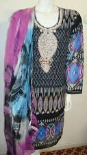 Beautiful 3pcs Fancy Boutique Party Salwar/Shalwar Kameez & Dupatta Suit