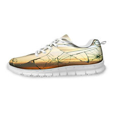 Fashion Women Sport Shoes Sneakers Casual Breathable Fitness Smart Running Shoes