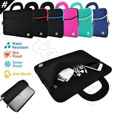 "Kozmicc 13.3"" Inch Ultrabook Notebook Laptop Sleeve Handle Bag Pouch Cover"