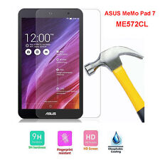 Premium LCD Screen Tempered Glass Screen Protector for ASUS MeMo Pad 7 ME572CL