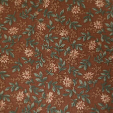 By the 1/2yard or 1yard 100% Cotton Fabric Floral Print Sewing Craft f-274