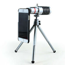 Perfrect 18X Optical Zoom Lens Camera Telescope Tripod Case Cover For iPhone6