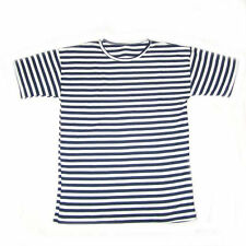 Russian Telnyashka T-shirt Striped blue Russia Army NAVY Special Forces 82n