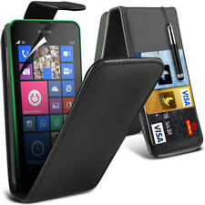 6 Colours Leather Flip Mobile Phone Case Cover For Nokia Lumia 530