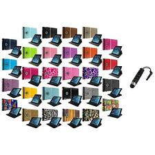 For Apple iPad Air 5 5th Gen 360 Rotating Case Cover Pouch+Stylus Plug