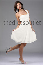 TheDressOutlet Short Simple Bridemaids Cocktail Semi Formal Graduation
