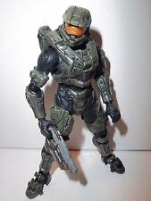 Halo 4 **MASTER CHIEF** From Deluxe Pack Action Figure w/ Gun