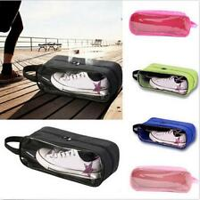 Waterproof Football Shoe Bag Travel Boot Rugby Sports Gym Carry Storage Box *