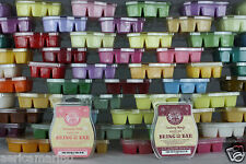 New Scentsy Bring Back Bar Wax VARIOUS Scent 3.2 fl. oz.