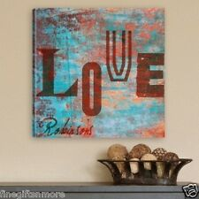 Love Romance Personalized Wall Canvas Art Gifts for Couples