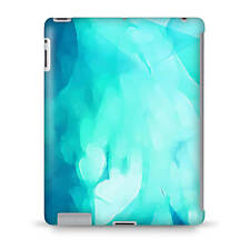 Blue Abstract Watercolor Case - fits iPad Kindle Samsung Galaxy Tab