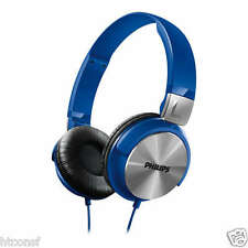 Philips Headphones SHL3160 32mm drivers/closed-back On-ear DJ Style