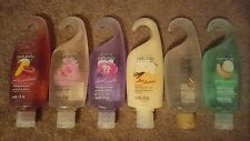 ***LOT OF 5***PICK YOUR SCENT Avon Naturals Body Wash 5fl oz