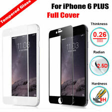 Coverage Premium Tempered Glass Screen Protector For iPhone 6 / 6 PLUS US Stock