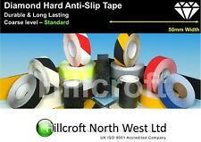 Standard 50mm Anti Slip Tape High Grip Adhesive Backed Safety Grip