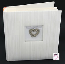 Wedding gift Archival White  200 slip in  Wedding photo album