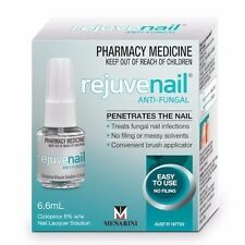 ツ REJUVENAIL ANTI-FUNGAL NAIL TREATMENT 6.6ml - CHOOSE YOUR QUANTITY