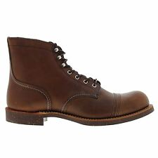 Red Wing Iron Ranger 8111 Brown Mens Boots