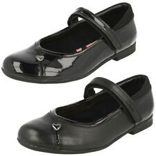 Girls Clarks School/Formal Shoes Dolly Babe