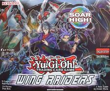 YuGiOh WING RAIDERS WIRA - CHOOSE YOUR SECRET, ULTRA, SUPER, RARE & COMMON CARDS