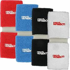 2016 Wilson Tennis French Terry Absorbent Double Wristband