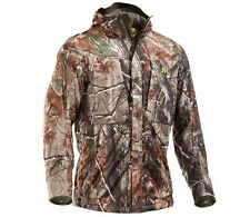 Under Armour Cold Gear Scent Control Storm Gunpowder Camo Hunting Jacket S NWT