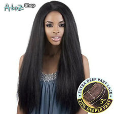 "BeShe 5"" Deep Lace Front Wig - LXLP260"