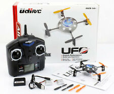 U816 4 Channel 2.4G UFO Drone Quadcopter 4CH Mini Ladybird RC Helicopter Toys