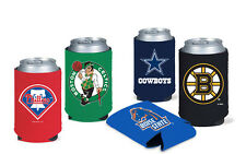 NFL Collapsible Can Holder Koozie - Pick Your Team