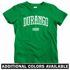 Durango Mexico Kids T-shirt - Baby Toddler Youth Tee - Mexican Gomez Palacio MX