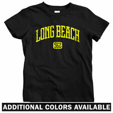 Long Beach 562 Kids T-shirt - Baby Toddler Youth Tee - California Los Angeles CA