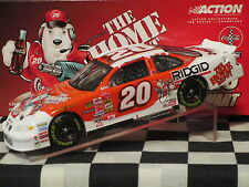 2001 Action 1/24 Tony Stewart #20 Home Depot/ Coca-Cola Polar Bear Pontiac